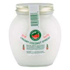 DOD CREAMY COCONUT SPREAD 16 OZ JAR *FL DC ONLY*
