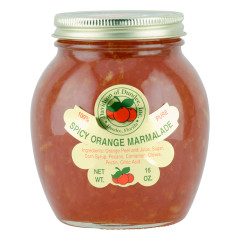 DOD SPICY ORANGE MARMALADE 16 OZ JAR *FL DC ONLY*
