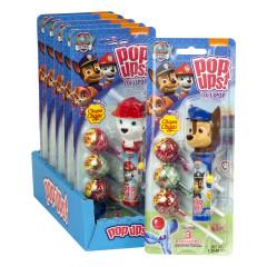 POP UPS PAW PATROL LOLLIPOP 1.26 OZ BLISTER PACK
