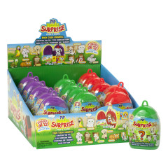 PIP SQUEAKS CANDY AND SURPRISE TOY 0.4 OZ