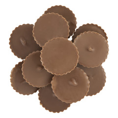 NASSAU CANDY MILK CHOCOLATE PEANUT BUTTER CUPS