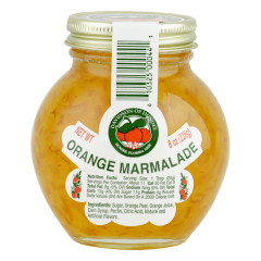 DOD ORANGE MARMALADE 8 OZ JAR *FL DC ONLY*