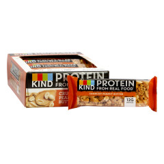 KIND PROTEIN CRUNCHY PEANUT BUTTER 1.76 OZ BAR