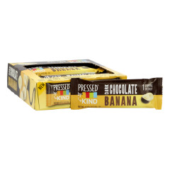 KIND PRESSED DARK CHOCOLATE BANANA 1.34 OZ BAR