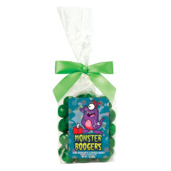 AMUSEMINTS MONSTER BOOGERS GREEN APPLE FRUIT SOURS 7 OZ BAG