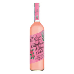 BELVOIR ELDERFLOWER AND ROSE CORDIAL 16.9 OZ BOTTLE