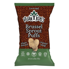 VEGAN ROB'S BRUSSEL SPROUT PUFFS 1.25 OZ BAG