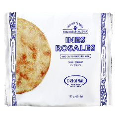 INES ROSALES ORIGINAL TORTAS 6 PC 6.34 OZ