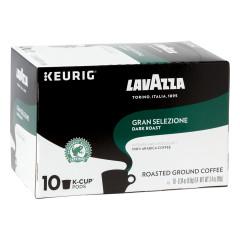 LAVAZZA SELEZIONE K CUPS 10 PC 3.4 OZ BOX
