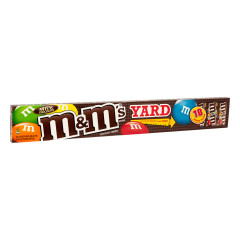 M&M'S MILK CHOCOLATE YARD 30.42 OZ
