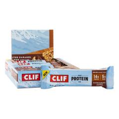 CLIF SALTED CARAMEL CASHEW WHEY PROTEIN 1.98 OZ BAR