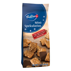 BAHLSEN MINI SPEKULATIUS COOKIES 7 OZ BAG