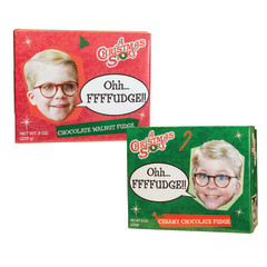 A CHRISTMAS STORY FUDGE ASSORTED 8 OZ THEATER BOX