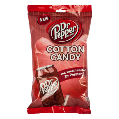 DR. PEPPER COTTON CANDY 3.1 OZ BAG