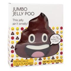 JUMBO GUMMY POOP 14.1 OZ BOX