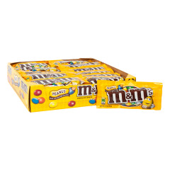 M&M'S PEANUT 1.74 OZ BAG