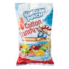 HAWAIIAN PUNCH COTTON CANDY 3.1 OZ PEG BAG