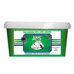 FANTIS ARIS BULGARIAN FETA CHEESE 14 OZ TUB