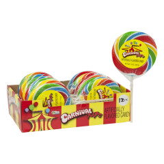 CARNIVAL POPS 4.25 OZ LOLLIPOP