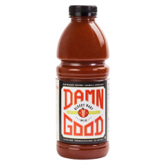 DAMN GOOD BLOODY MARY MIX 33.8 OZ BOTTLE