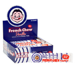 DOSCHER'S VANILLA FRENCH CHEW TAFFY 1.62 OZ