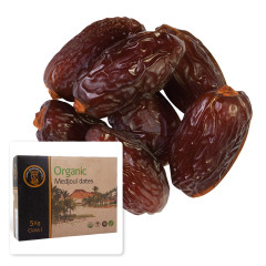 ORGANIC MEDJOOL LARGE DATES
