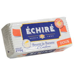 ECHIRE SWEET BUTTER 8.81 OZ (250 GRAM) BRICK