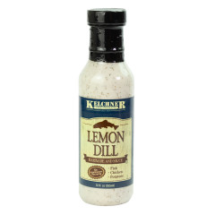 KELCHNER'S LEMON DILL MARINADE 12 OZ BOTTLE