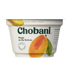 CHOBANI 2% MANGO GREEK YOGURT 5.3 OZ