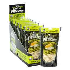 CHEESE FUSIONS SOUR CREAM & ONION 2 OZ