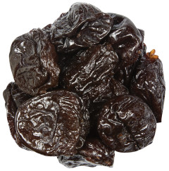 JUMBO IMPORTED PITTED PRUNES 10/20 CT