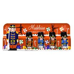 MADELAINE SOLDIER PARADE MILK CHOCOLATE 1.16 OZ