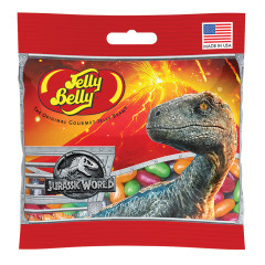 JELLY BELLY JURASSIC WORLD 2 JELLY BEANS 2.8 OZ BAG
