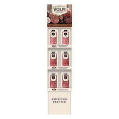 VOLPI SHIPPER ASSORTED PRESLICED 3 OZ
