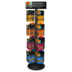 KIND SPINNING RACK (HOLDS 48 POUCHES)
