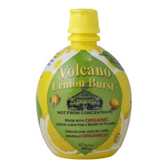 ITALIAN VOLCANO LEMON BURST LEMON JUICE 6.7 OZ