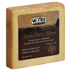 WYKE FARMS SMOKED CHEDDAR