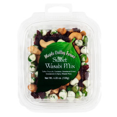 MAPLE VALLEY FARMS SWEET WASABI MIX 4.25 OZ