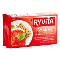 RYVITA DARK RYE CRISPBREAD 8.8 OZ BOX