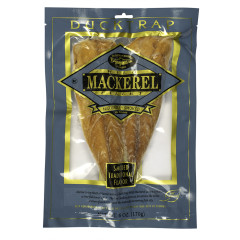 DUCKTRAP SMOKED MACKEREL 6 OZ