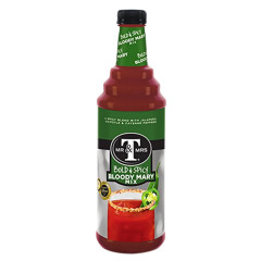 MR & MRS T BOLD & SPICY BLOODY MARY MIX 33.8 OZ