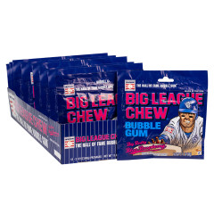 BIG LEAGUE CHEW BLUE RASPBERRY 2.12 OZ