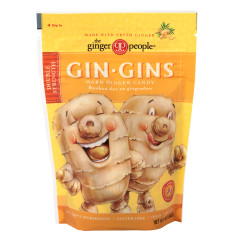 GINGER PEOPLE GIN GINS HARD CANDY 3 OZ BAG