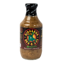 DINOSAUR BARBECUE MOJITO MARINADE & DRESSNG 19 OZ BOTTLE