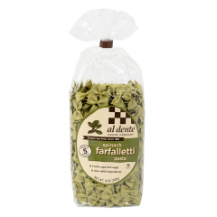 AL DENTE SPINACH FARFALLETTI 14 OZ BAG