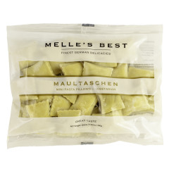 MELLE'S BEST MINI VEGETARIAN PASTA PILLOWS 10.6 OZ
