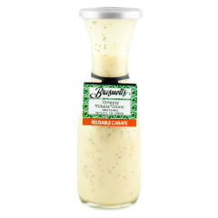 BRASWELL'S CREAMY VIDALIA ONION DRESSING 9 OZ BOTTLE *FL DC ONLY*