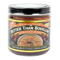 BETTER THAN BOUILLON LOBSTER 8 OZ JAR