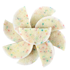 NASSAU CANDY BIRTHDAY CAKE SLICES