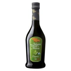 MONARI ORGANIC BALSAMIC VINEGAR 16.9 OZ BOTTLE